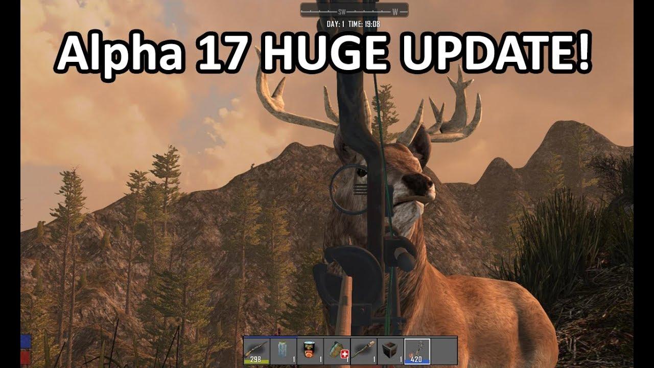 7 days alpha 17 huge update! #1