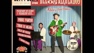 Betty Boops Los de Pecos Bill - Como 3 Tristes Tigres (Pobre Chico Perdido)