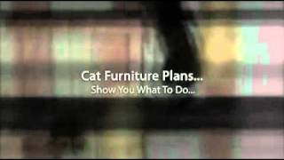 Cat Furniture Plans To Build Your Own Cat Tree
