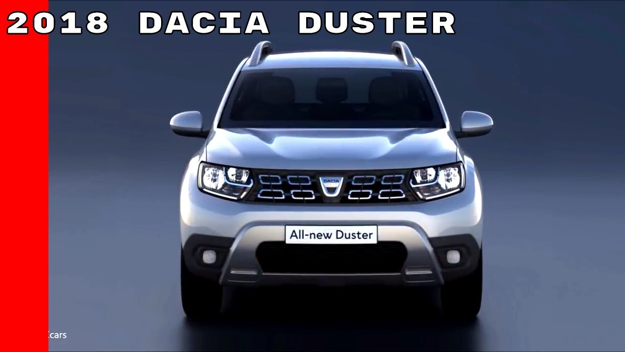 2018 dacia duster youtube. Black Bedroom Furniture Sets. Home Design Ideas
