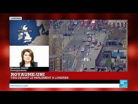Royaume-Uni : un policier poignardé, un assaillant abattu par la police, plusieurs blessés