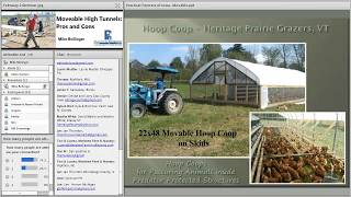 Moveable High Tunnels: Pros and Cons - Farminar