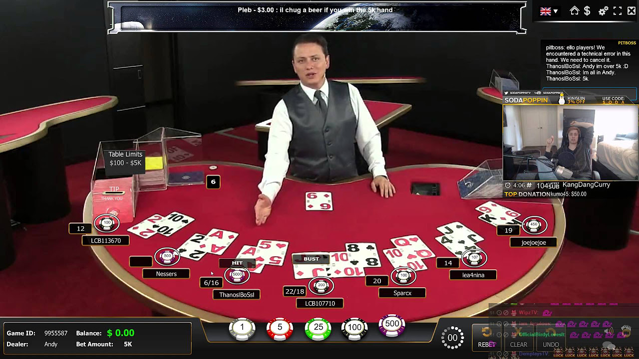 duties of online casino dealer