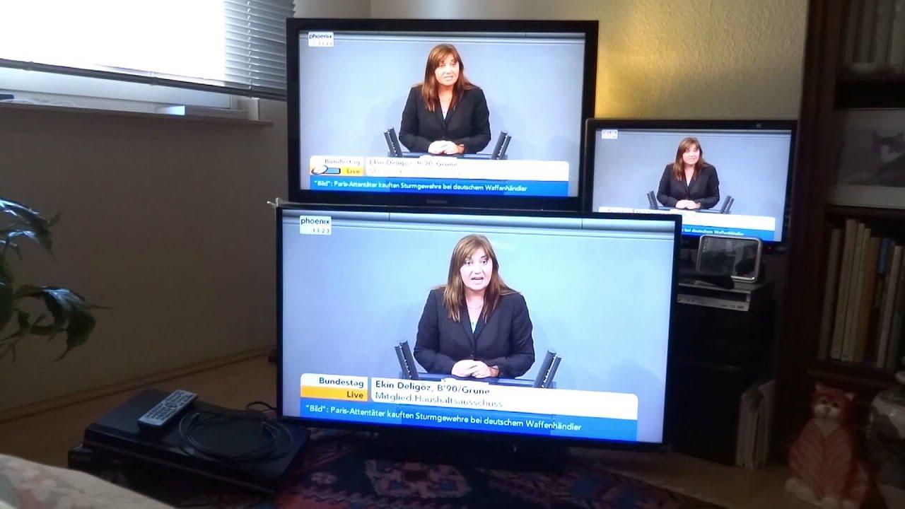 TELEFUNKEN-TV - D43F278A3C - Einrichtung - YouTube