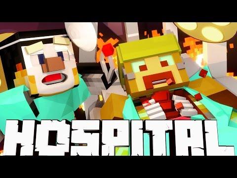 Broken Mods Hospital - Fire Fighter Surgery! (Minecraft Roleplay) #28