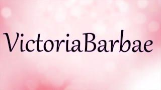 VictoriaBarbae - Już wkrótce!