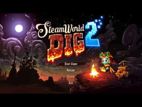 SteamWorld Dig 2 gameplay [linux] |