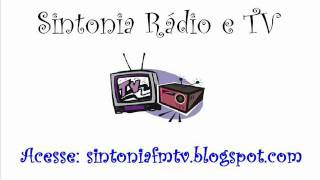 Sintonia FM TV Alessandra Samadello Noite Colorida