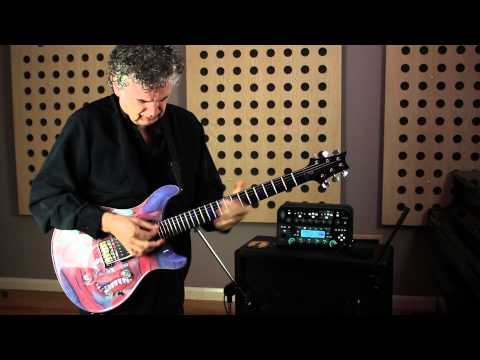 King Crimson's Jakko Jakszyk on his custom PRS P24 electric guitar