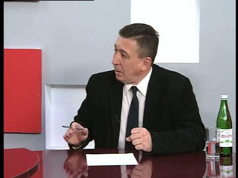 """Актуальне інтерв'ю. """"Обласна рада: позиція і дія"""". Микола Палійчук"""