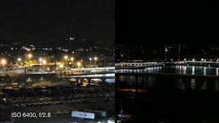 Panasonic Lumix DMC-FZ300 - Low Light Test Video - 4K UHD