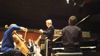 Don Jaffé : Exodus 1971 - Konzertante Symphonie für Violoncello, Klavier & Streicher Part 1
