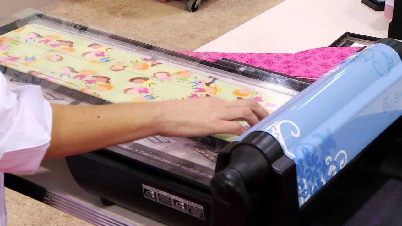 Sizzix Big Shot Pro - Quilting Dies