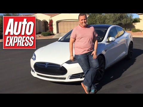 Video blog: Tesla Model S Road Trip