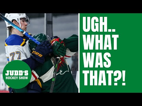 What Minnesota Wild can LEARN in loss to St. Louis Blues