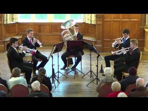 Satin Doll - Big Smoke Brass - UK