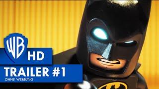 THE LEGO BATMAN MOVIE - Trailer #1 Deutsch HD German (2017)