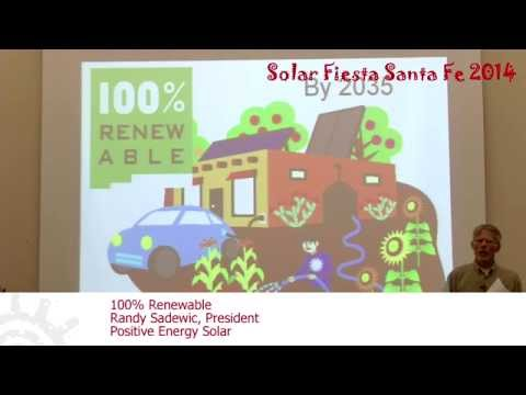 100% Renewable - Randy Sadewick