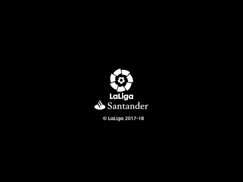 LaLiga Santander 17/18 Intro