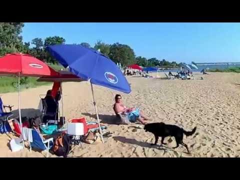 Jamestown Beach, Williamsburg, VA