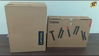Lenovo V530 Desktop Unboxing   Lenovo V530-15ICB Unboxing