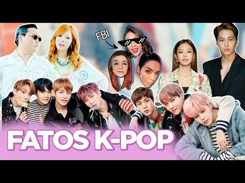 K-POP: BIZARRICES DAS