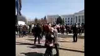 Краматорск митинг, Донецкая область 22.03.14(Краматорский митинг в поддержку Януковича В.Ф., 2014-03-22T14:14:46.000Z)