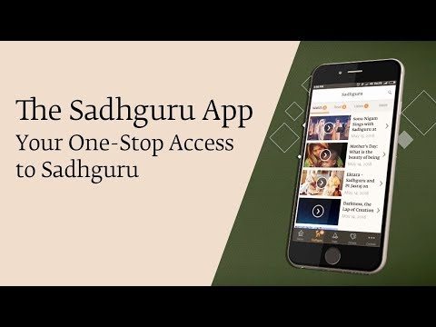 Sadhguru - Yoga, Meditation & Spirituality - Apps on Google Play
