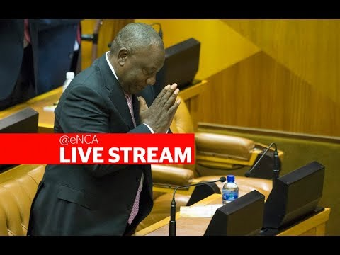 Parliament debate President Cyril Ramaphosa's State of the Nation Address