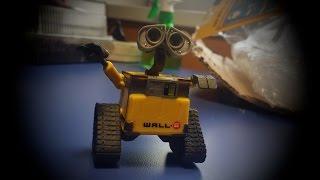 Wall-E з Aliexpress (Wall-E Toy) - милий маленький іграшковий робот Валлі