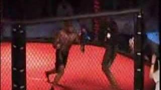 Spartan Fitness MMA training in Birmingham Alabama Marcus Brimage vs Mike Fury