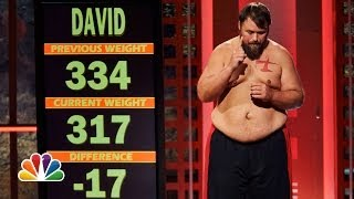The Week 6 Weigh-ins - The Biggest Loser