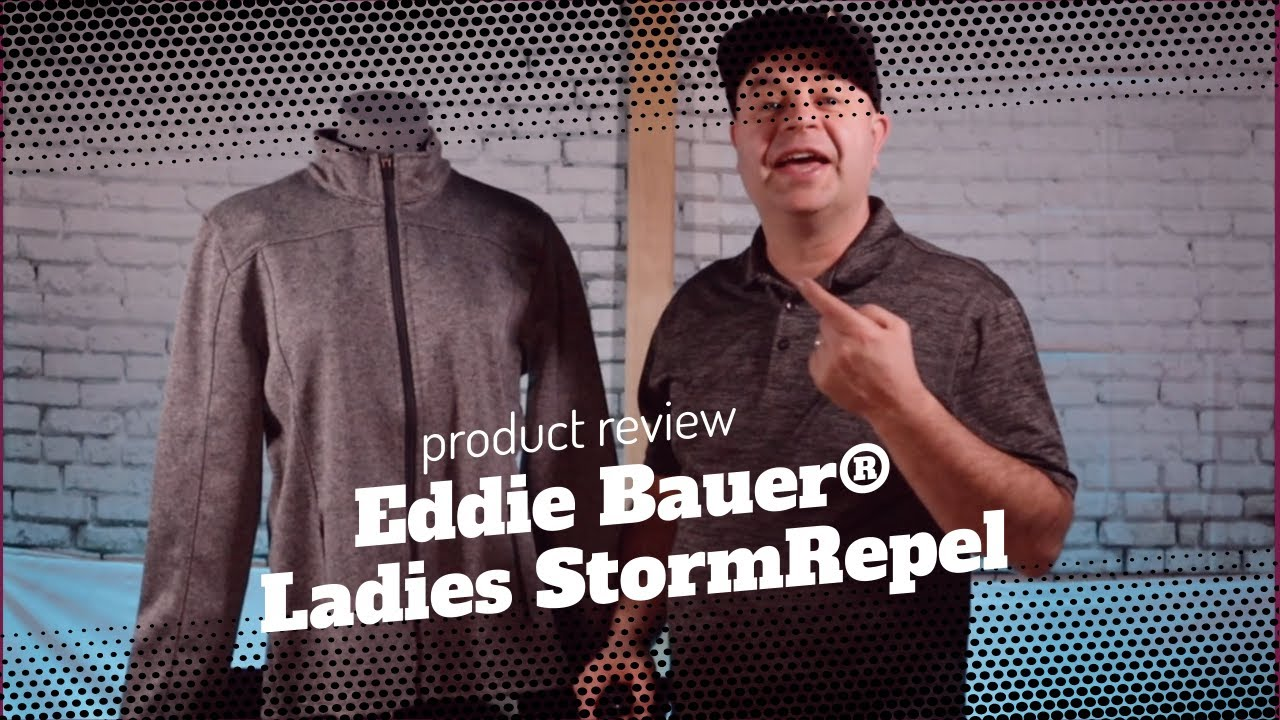 EB541 Eddie Bauer Storm Repel ladies jacket