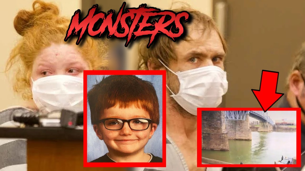 6YR OLD BOY RUN OVER AND THROWN OFF BRIDGE BY HIS OWN MOM (JAMES HUTCHINSON)