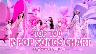 Baixar (TOP 100) K-POP SONGS CHART | MAY 2020 (WEEK 3)