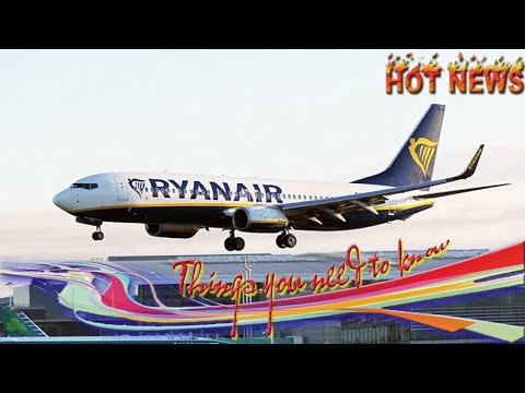 Breaking News One -  Ryanair charge £110 to change name on flight booking