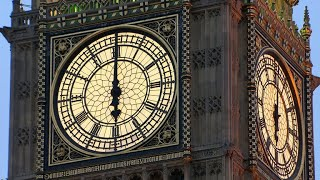 London's iconic Big Ben won't chime for four years