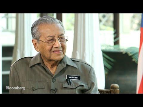 Mahathir Seeks to Recover $4.5 Billion 1MDB Funds, Goldman Fees
