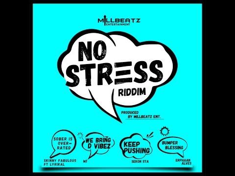 Sekon Sta - Keep Pushing (No Stress Riddim) [SOCA 2015]