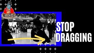 Kendo Footwork (help to stop dragging the back leg). Fumikomi???. Do you know about Fumikiri