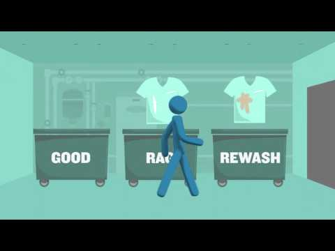 HLS Linen: Laundry Process