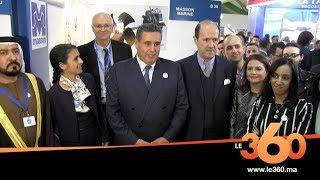 Le360.ma • 13 وزيرا عالميا يفتتحون معرض أليوتيس الدولي بأكادير
