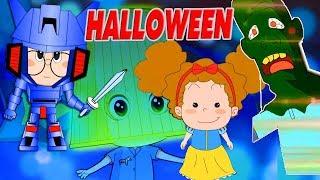 BỐ ĐẦU NHỎ CON ĐẦU TO: Hóa Trang Halloween - Phim hoạt hình biên soạn cho trẻ em 2019