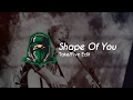 Ed Sheeran Shape Of You Take Five Edit