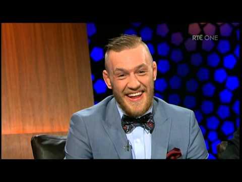 Conor McGregor - An Irish Muhammad Ali? | The Late Late Show