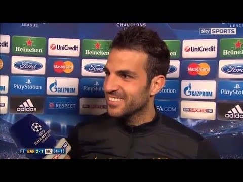 "Fabregas: ""In football anything can happen"""