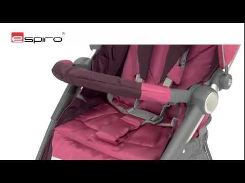 Espiro MAGIC - wózek spacerowy prezentacja - YouTube e0cf0f4695