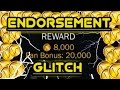 NBA2K17 NEW VC GLITCH(endorsement glitch/method)