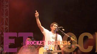 ROCKET ROCKERS - DIA, LIVE AT J.E.C