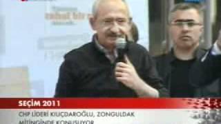 Kılıçdaroğlu az kalsın başbakan erdoğan'ın anasına küfür ediyordu